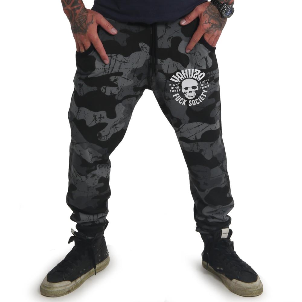 Pantaloni Yakuza 893