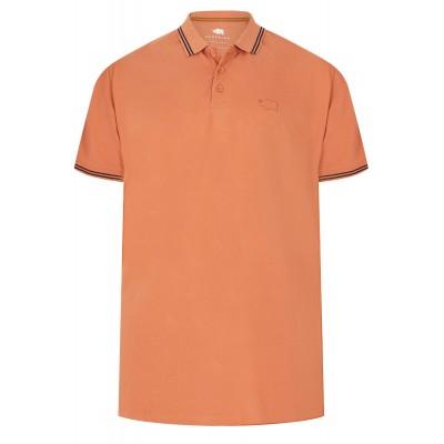 Orange Tipped Polo