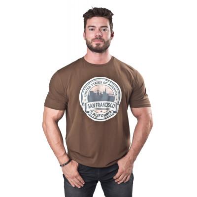 Tricou din Sanfrancisco